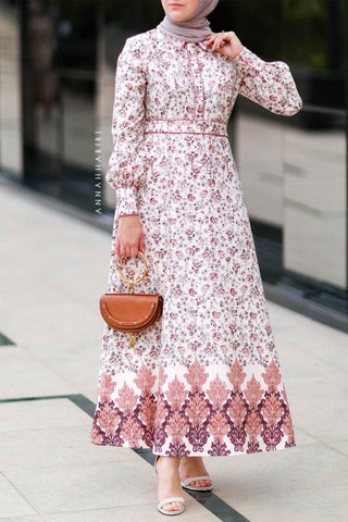Ulyana Modest Dress by ANNAH HARIRI