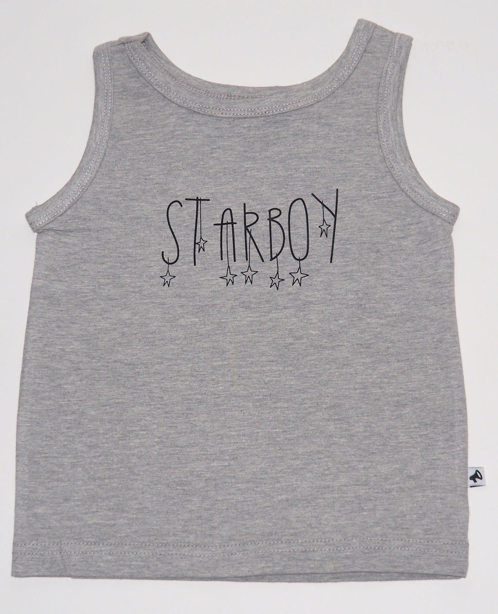 Cos I said so! Tank top 'starboy'