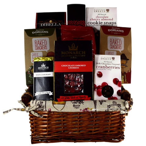 Easter gift baskets baskets and boards classic gourmet wholesale gift basket baskets and boards negle Image collections