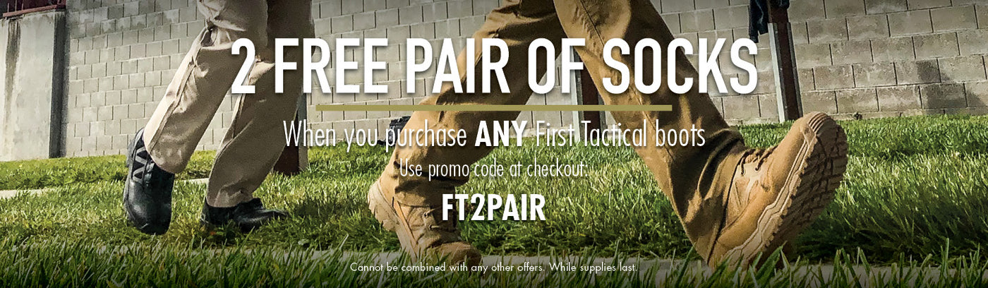 2 free pair of socks