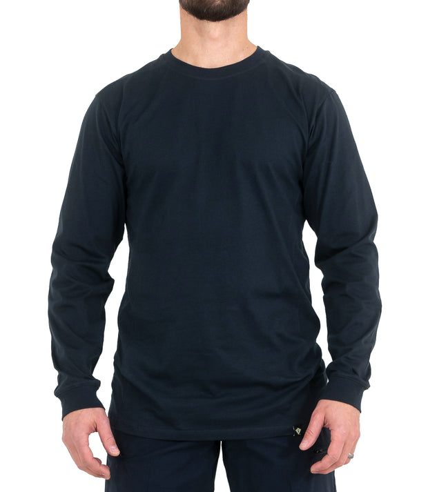 Men's Tactix Series Cotton Long Sleeve T-Shirt