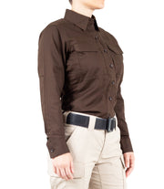 Women's V2 Tactical Long Sleeve Shirt