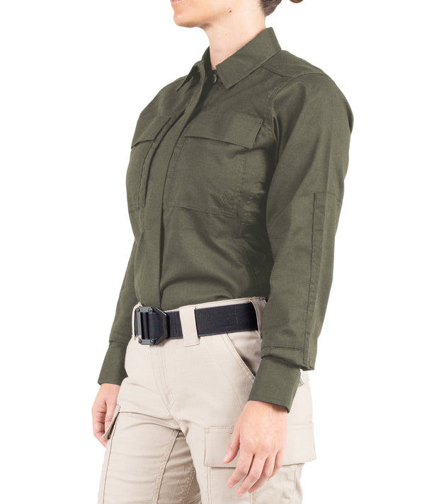 Women's V2 BDU Long Sleeve Shirt