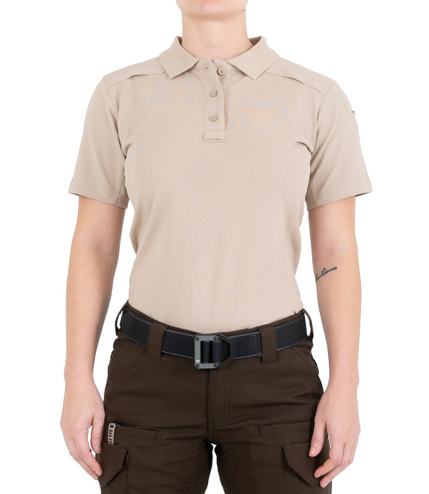 Women's Cotton Short Sleeve Polo