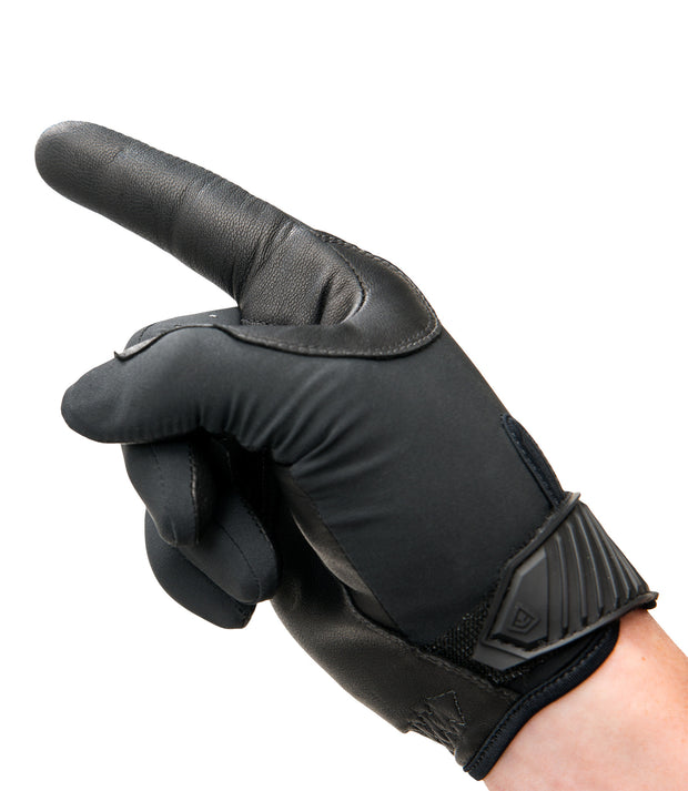 Black Seamless Finger