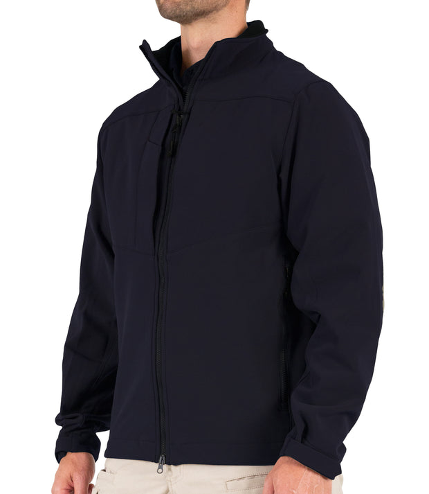 Men's Tactix Softshell Jacket (Parka Length)