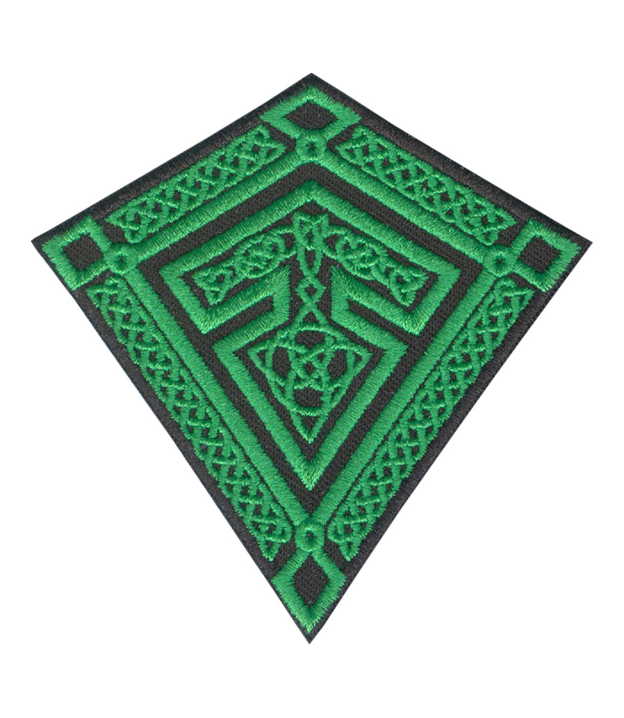 St. Patrick's Celtic Knot Patch