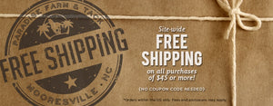 Free Shipping Over $45 Everyday