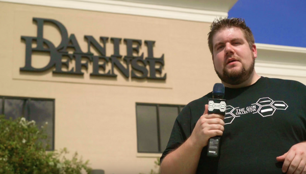 The Daniel Defense Factory Tour IS AMAZING