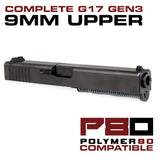 FULL SIZE GLOCK FACTORY COMPLETE UPPERS