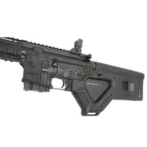 CQR Featureless Stock for Ar-15/M4 Mil-Spec CA Compliant