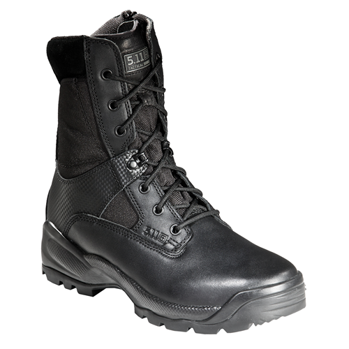 "5.11 TACTICAL ATAC 8"" Side Zip Boot - Bullseyebishop  - 2"
