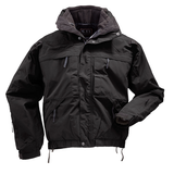 5.11 TACTICAL 5-In-1 Jacket - Bullseyebishop  - 2