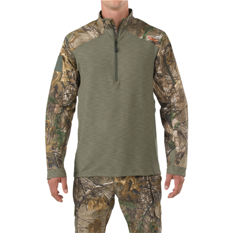 Realtree 1-4 Zip