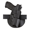 SAFARILAND 5198 Open Top Concealment Paddle-Belt Loop Holster with Detent - Bullseyebishop  - 2