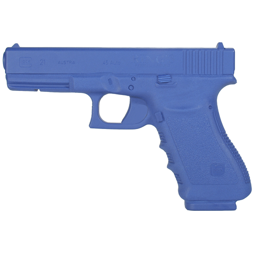BLUE TRAINING GUNS BY RINGS BLUE TRAINING GUNS - GLOCK 21 - Bullseyebishop  - 2
