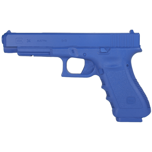 BLUE TRAINING GUNS BY RINGS BLUE TRAINING GUNS - GLOCK 34 - Bullseyebishop  - 2