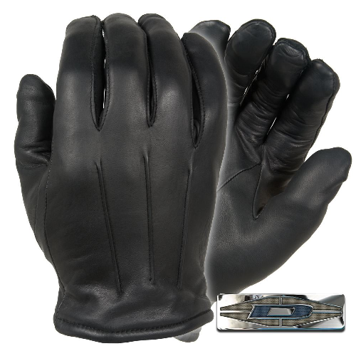 DAMASCUS WORLDWIDE, INC. Thinsulate lined leather dress gloves - Bullseyebishop  - 2