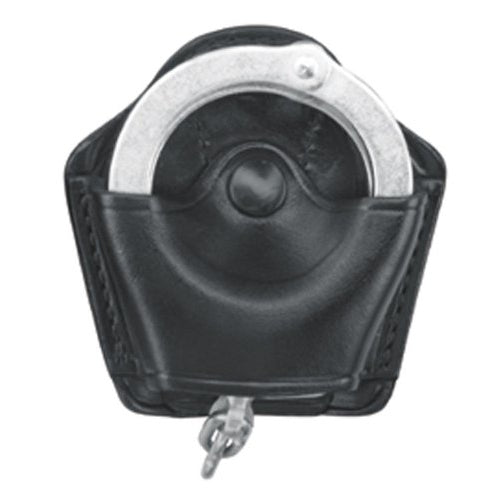 GOULD & GOODRICH HANDCUFF CASE WITH BELT LOOP - Bullseyebishop  - 2