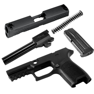 SIG SAUER Caliber X-Change Kit for P320 Compact - Bullseyebishop  - 2
