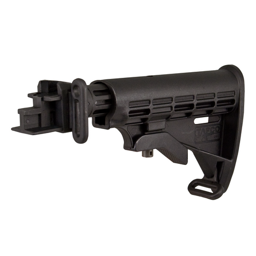 TAPCO AK T6 Stock, Milled Receiver - Bullseyebishop  - 2