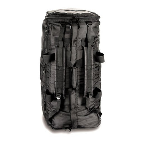 UNCLE MIKE'S Side-Armor Load Out w-Straps Black Bag - Bullseyebishop  - 2