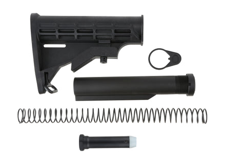 Tiger Rock AR-15 - 6 Position Collapsible Stock Kit MIL-SPEC