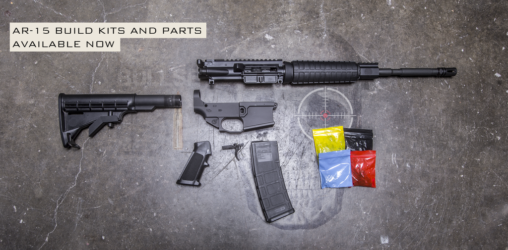 Build Your Own AR-15 Lower Kit