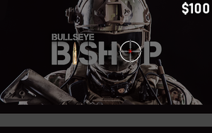 12 SURVIVORS Bullseye Bishop Gift Card - Bullseyebishop