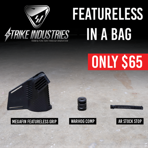 Strike Industries Featureless in a Bag - Simple