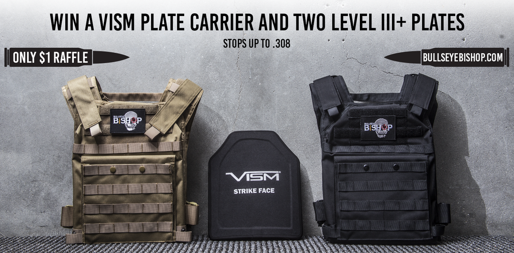 $1 Raffle for Body Armor and Plate Carrier - SOLD OUT