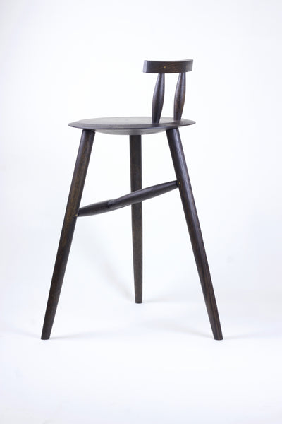 Milked backed Counter stool