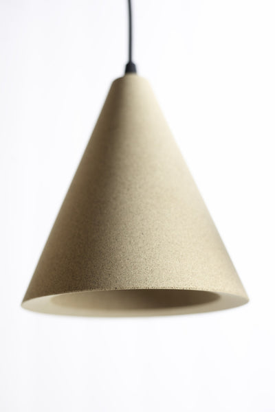 """Tir"" Cork pendant light"