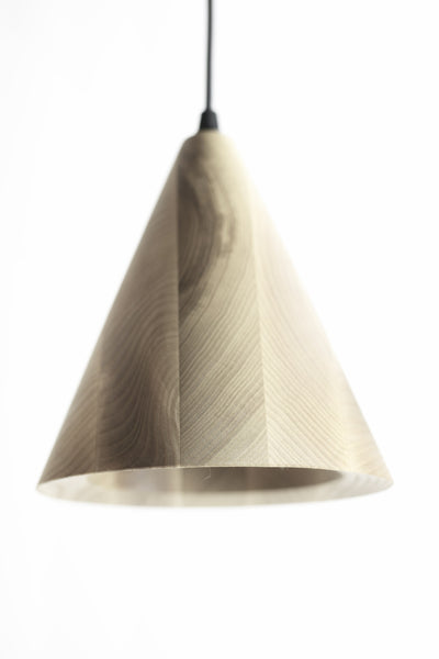 """Tir"" wooden pendant light"