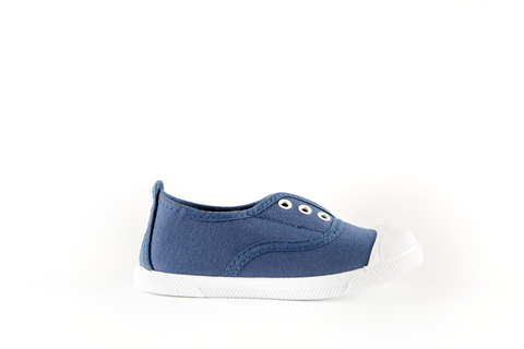 Cap Toe Sneaker, Royal Blue