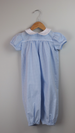 Mary Harris Long Bubble, Short Sleeve