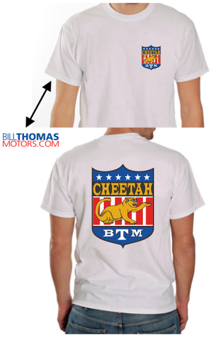 Cheetah BTM Logo Shirt