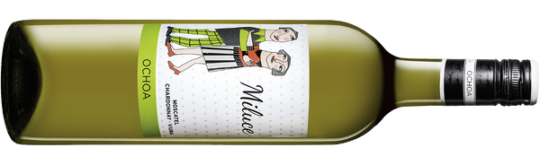 Bodegas Ochoa Miluce Blanco DO 2016
