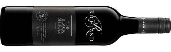 Calabria Family Wines Richland The Black Shiraz 2018