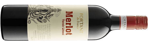 Fortant De France Merlot Terroir Littoral IGP 2018