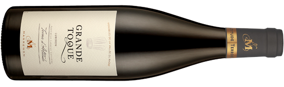 Marrenon Grande Toque Rouge Cotes du Luberon AOP 2017