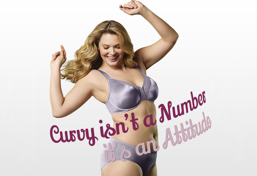 Curvy isn't a number.