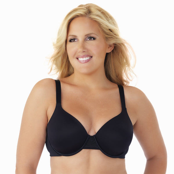 Perfect Back Underwire Bra - Black