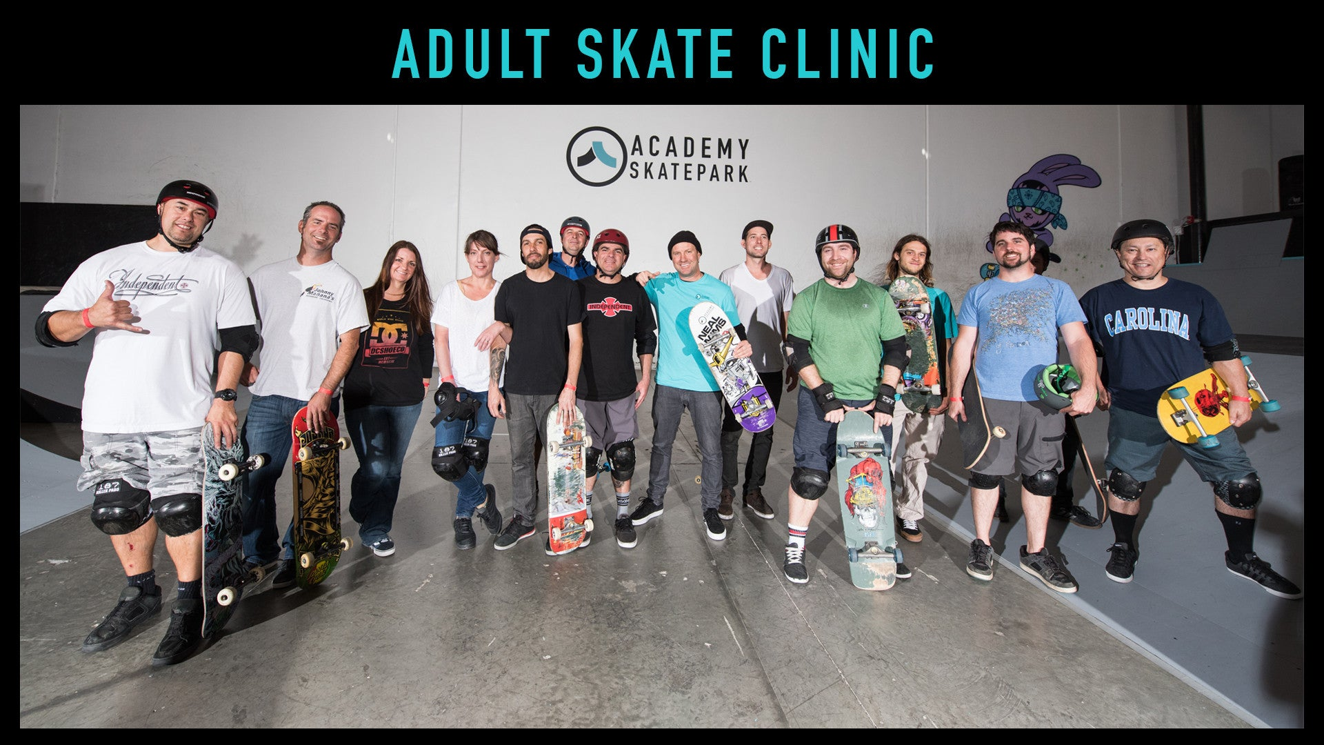 Adult Skate Clinic