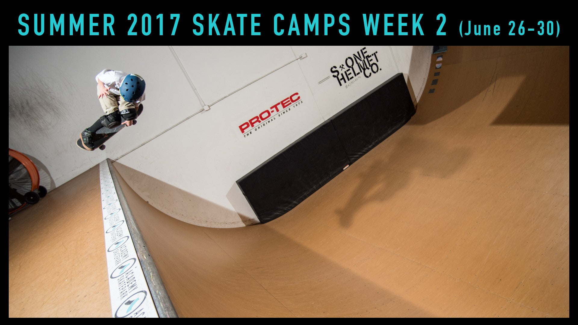 Summer Skate Camp Week 2