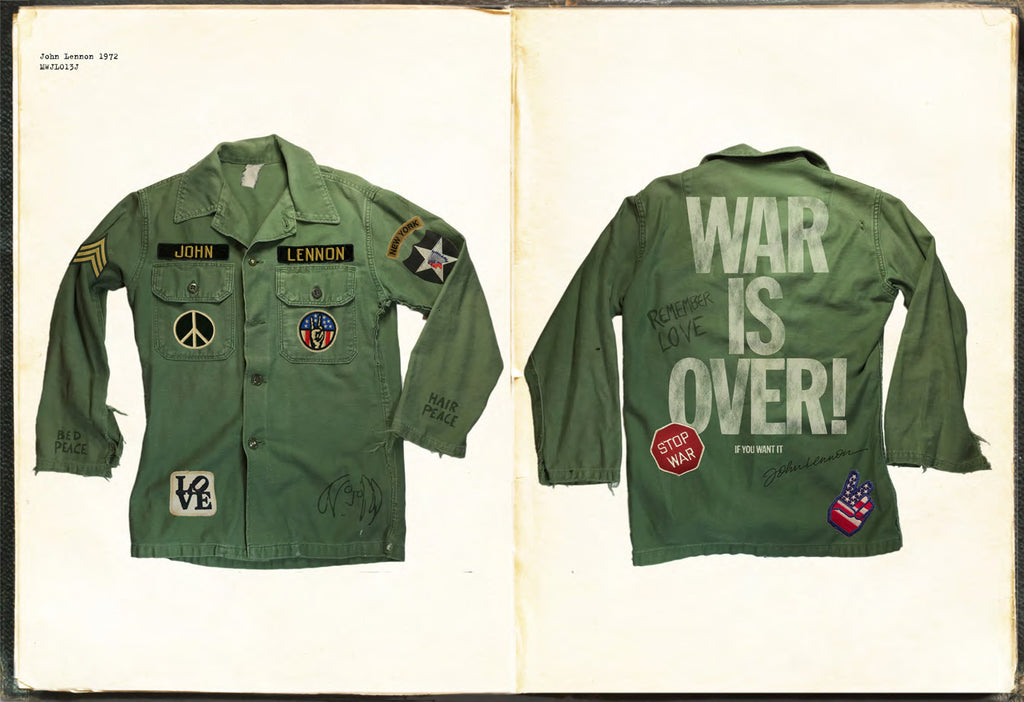MadeWorn Rock War is Over Jacket