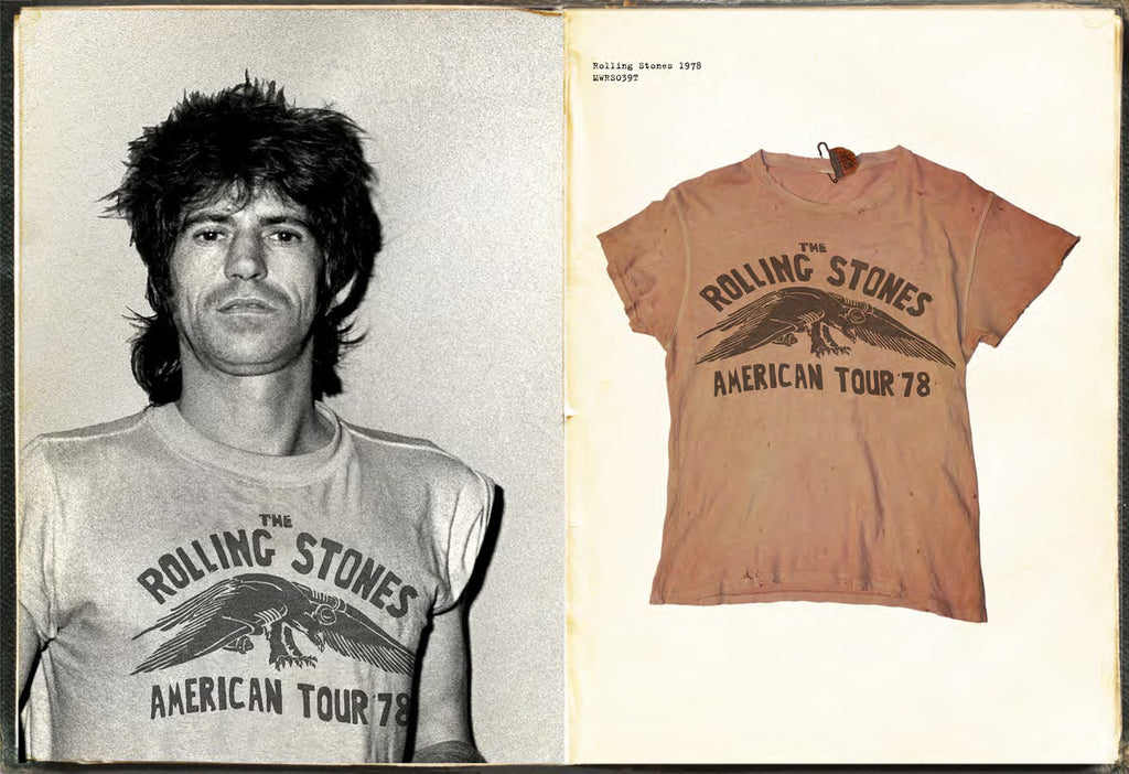MadeWorn Rock The Rolling Stones