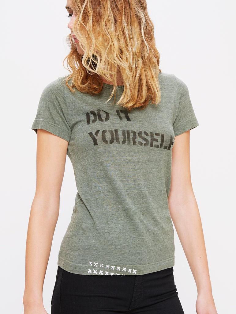Mother Do it Yourself Tee