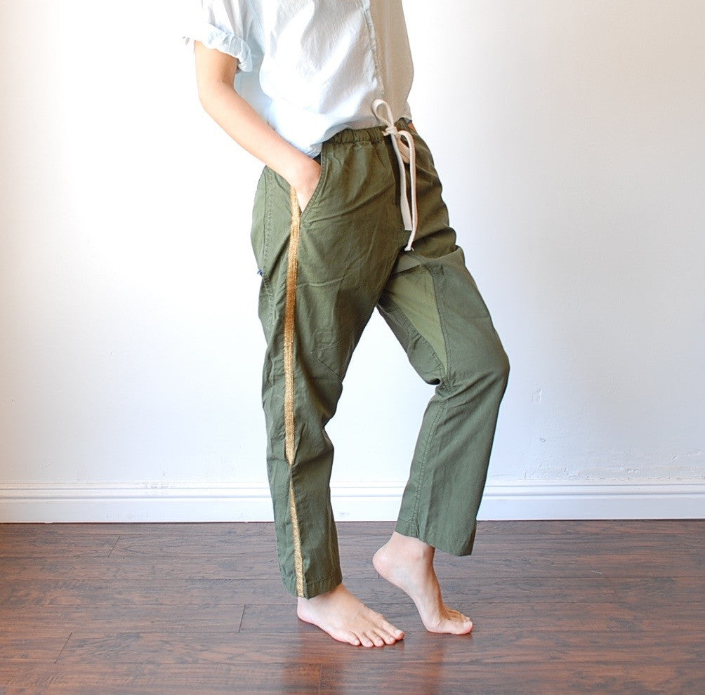 Free City Tent Greens Pants