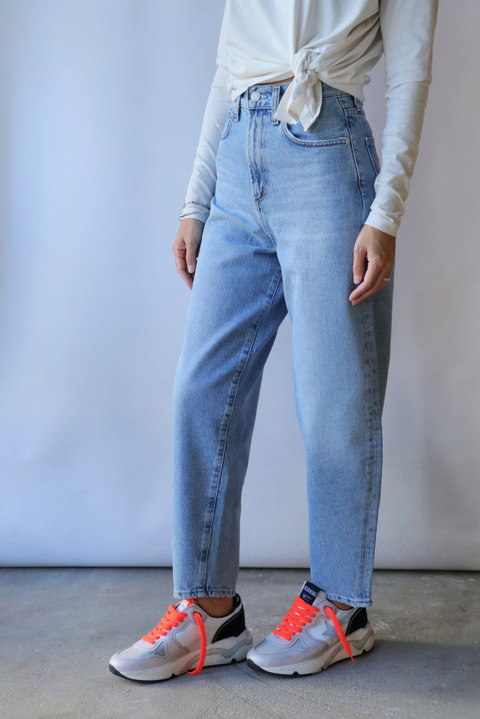 Agolde Balloon Jean in Revival Bottoms AGOLDE